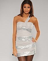 Sequin Mesh Dress SEK 559, Rare Fashion - NELLY.COM