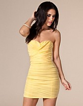 Mesh Tube Dress EUR 61,50, Rare Fashion - NELLY.COM