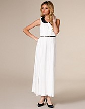 Belted Pleat Maxi Dress SEK 399, Rare Fashion - NELLY.COM