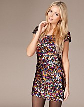Multi Coloured Dress EUR 50,50, Rare Fashion - NELLY.COM