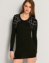 Chain Knit Tunic SEK 79, Vila - NELLY.COM