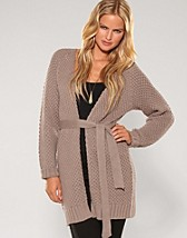 Bille Cardigan SEK 449, Vila - NELLY.COM