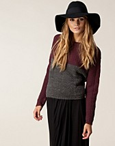 Pullover , Ella Knit Top , Vila - NELLY.COM