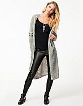 Puserot , Riva Long Knit Cardigan , Vila - NELLY.COM