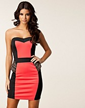 Festklnningar , Peplum Bodycon Dress , Little Mistress - NELLY.COM
