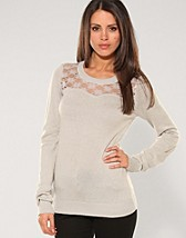 Price Roswell Lace Knit SEK 199, Rut m.fl. - NELLY.COM