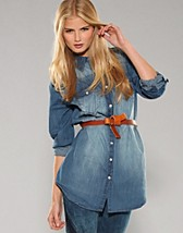 Idaho Denim Shirt SEK 299, Serious Sally by Rut m.fl. - NELLY.COM