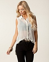 Blouses & shirts , Destini Sequin Shirt , Rut&Circle - NELLY.COM