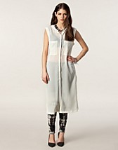 Blouses & shirts , Tilda Long Shirt , Rut&Circle - NELLY.COM