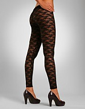 Fanny 2 Lace Leggings SEK 149, Serious Sally by Rut m.fl. - NELLY.COM