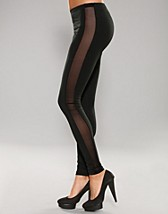 Cut And Sewn Legging NOK 249, Serious Sally by Rut m.fl. - NELLY.COM