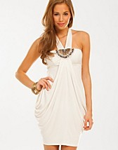 Jersey Halter Dress SEK 389, Elise Ryan - NELLY.COM