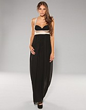 Chiffon Maxi Dress SEK 529, Elise Ryan - NELLY.COM