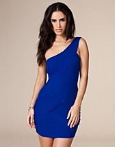 One shoulder Slim Dress SEK 399, Elise Ryan - NELLY.COM