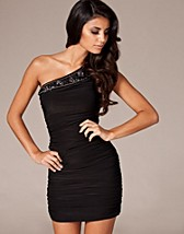 One Shoulder Trim Dress