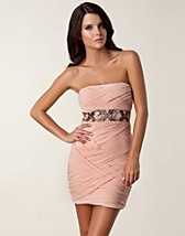 Juhlamekot , Waist Trim Strap Dress , Elise Ryan - NELLY.COM