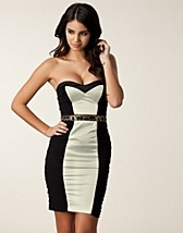 Party dresses , Rouched Trim Bodycon , Elise Ryan - NELLY.COM
