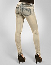Coral Skinny Jeans 869 SEK 399, Only - NELLY.COM