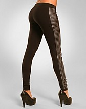 Gogo Stud Leggings SEK 259, Only - NELLY.COM