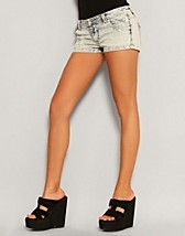 Lace Denim Shorts SEK 259, Only - NELLY.COM