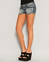 Kate Sonia Denim Hotpants SEK 259, Only - NELLY.COM