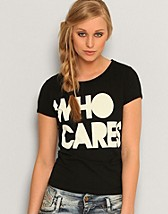 Who Cares SS T-shirt SEK 129, Only - NELLY.COM