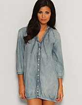 Tronic Denim Tunic SEK 299, Only - NELLY.COM