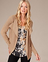 Freja Drapy Knit Cardigan EUR 30,95, Only - NELLY.COM