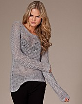 Essential Pacos Knit SEK 1295, Hunky Dory - NELLY.COM