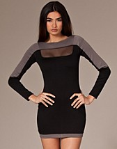 Colorblock Long Sleeved Dress SEK 995, House of Dereon - NELLY.COM