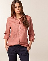 Blusar & skjortor , Utility Work Shirt , Denim & Supply by Ralph Lauren - NELLY.COM