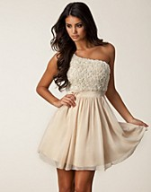 Juhlamekot , Loie One Shoulder Dress , Little Mistress - NELLY.COM