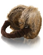 Fur Earmuffs SEK 229, Barts - NELLY.COM