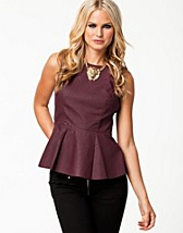 Paidat , Lady Peplum Top , Vero Moda - NELLY.COM