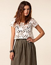 Toppar , Flower Pearl Top , Vero Moda - NELLY.COM