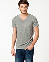 T-shirts , Basic V-neck S/S , Jack & Jones - NELLY.COM