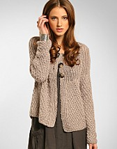 Heavy Knit Cardigan SEK 349, Saint Tropez - NELLY.COM
