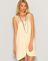 Dress With Chrochet SEK 499, Saint Tropez - NELLY.COM