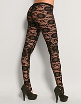 Lace Rose Leggings NOK 299, Saint Tropez - NELLY.COM