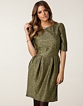 Dresses , Metallic Jersey Dress , Saint Tropez - NELLY.COM