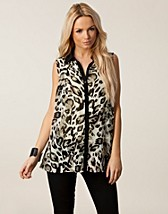 Toppar , Top With Leopard Print , Saint Tropez - NELLY.COM