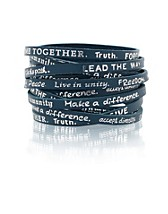 Word Bracelet Long SEK 629, Humanity - NELLY.COM