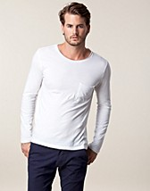Jumpers & cardigans , M. Lt Single Jersey Roll L/S , Filippa K - NELLY.COM