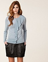 Trjor , Sheer Frill Top , Filippa K - NELLY.COM