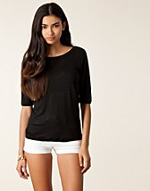Toppar , Tencel Midsleeve Top , Filippa K - NELLY.COM