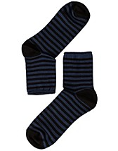 Strumpor , Striped Pop Sock , Filippa K - NELLY.COM