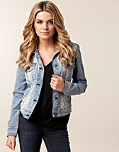 Jackor , Michelle Denim Jacket , Object - NELLY.COM