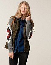 Jassen , Army Inspired Jacket , Maison Scotch - NELLY.COM