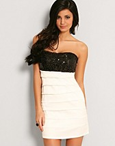 Sparkling Tube Dress SEK 399, Club L - NELLY.COM