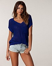 Toppar , Sandra Knit Top , Club L - NELLY.COM